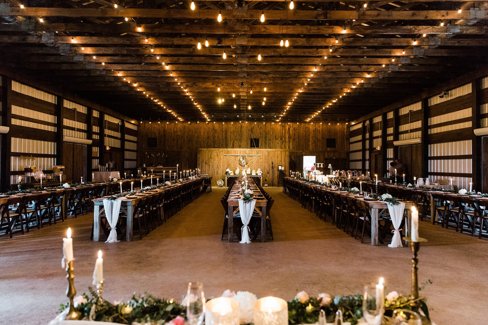 Wedding Venues In New Braunfels | Get Hitched In The Hay The Allen Farmhaus New Braunfels Wedding