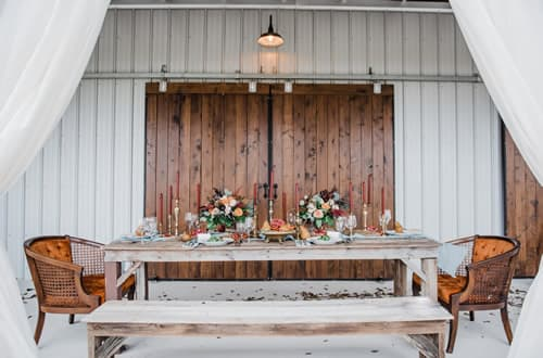 The Allen Farmhaus Events Venue in new braunfels